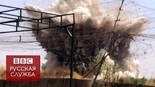"""Как устроена жизнь в """"Исламском государстве"""" - BBC Russian"""