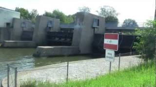 preview picture of video 'Dag 7, recumbent sommartur 2011 till Regensburg'