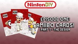 NINTENDIY - Episode One: Amiibo Cards! Part 1