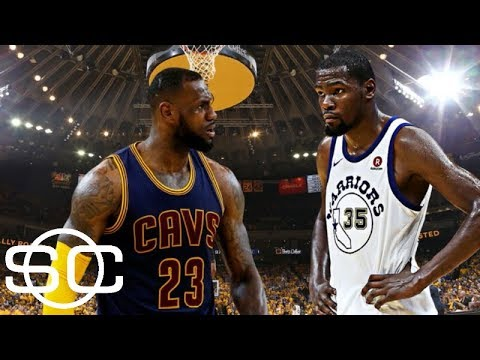 LeBron James and Kevin Durant teaming up for NBA All-Star Game | SportsCenter | ESPN