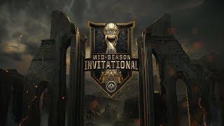 RNG vs. FNC | Semifinals Game 1| Mid-Season Invitational | Royal Never Give Up vs. Fnatic (2018)