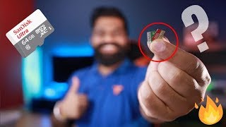 Watch This Before you Buy MicroSD Cards - MicroSD Explained in Detail 🔥🔥🔥