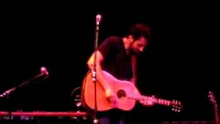 "Ari Hest - ""I'll Be There"" live in Felton, CA"