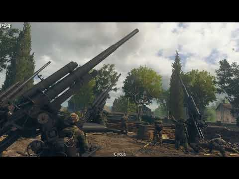 Call of Duty WWII PS4 vs PS4 Pro Graphics Comparison  de Call of Duty : WWII