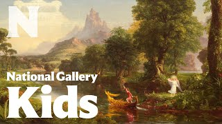 The Voyage of Life (Thomas Cole)