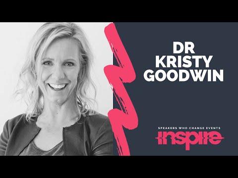 Dr Kristy Goodwin - Speaker Showreel