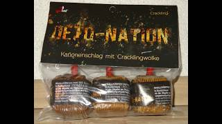 Pyroland Deto-Nation - Crackling Kubis