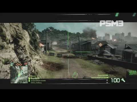 PSM3 Presents...Battlefield Bad Company 2 Online video review