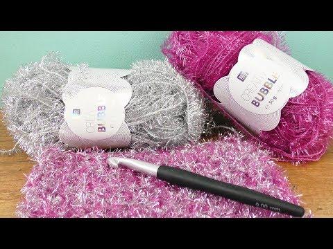 Häkeln mit Creativ Bubble   Spülschwämme selber machen   Deko & Geschenk Idee