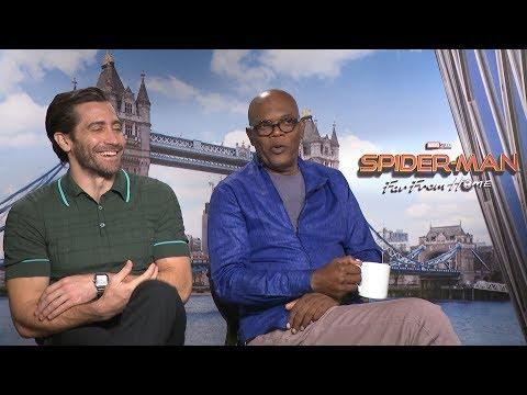 Interviewing Samuel L Jackson, Jake Gyllenhaal & John Watts   Comics Explained