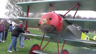 Fokker DR.1 Triplane - Grimes Field,  Golden Age of Aviation Museum