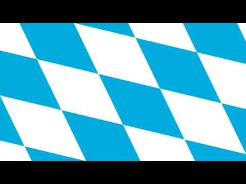 Bandera de Baviera (Alemania) - Flag of Bavaria (Germany)