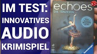 Echoes von Ravensburger: Die Tänzerin - Audio Mystery Krimi Spiel im Test