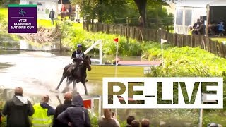 RE-LIVE | Cross Country | Waregem (BEL) | FEI Eventing Nations Cup™