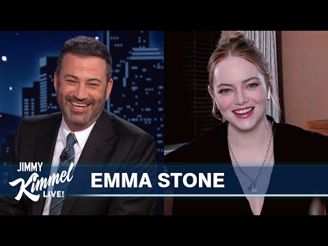 Emma Stone on Crying in Front of Celebrities, Loving Steve Martin & Playing Cruella
