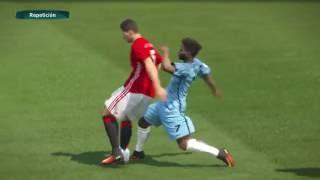 Man United vs Man City - Pes 2017 PS4