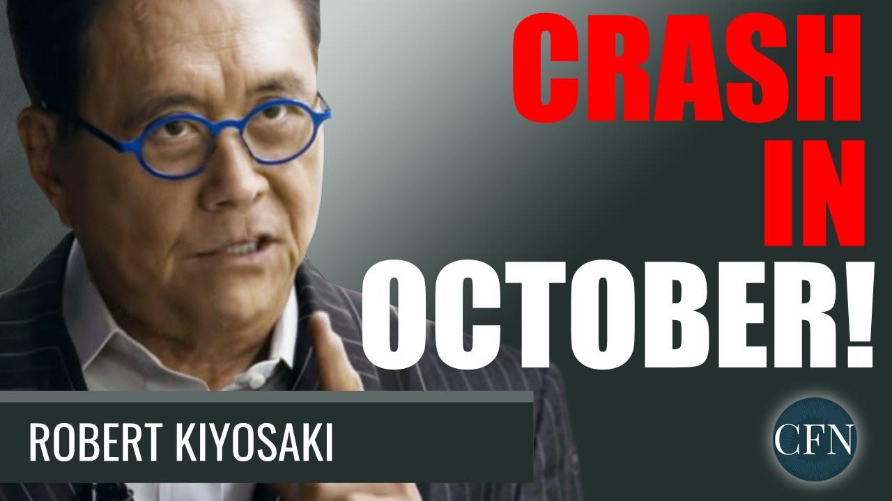 Robert Kiyosaki: Crash Coming In OCTOBER! 2021!!! thumbnail