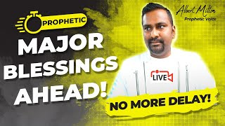 Major Miraculous Blessings Are Ahead! Prophetic Word for Supernatural Sunday!!