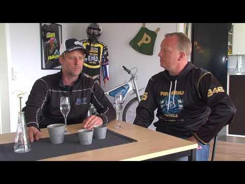 Piraterna VS Elit Vetlanda 24/5 Elitserien Speedway 2016