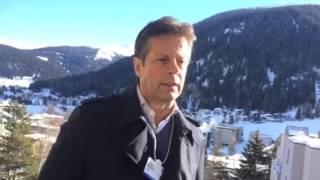 Carlos Creus Moreira Wisekey Davos 2014