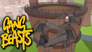 UNE MISE A JOUR ! | GANG BEASTS MULTI ONLINE COOP