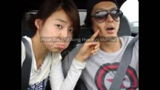 Hyun Bin And Song Hye Kyo Married