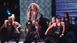Jennifer Lopez - Medley  Music Awards 2010 HD 720p