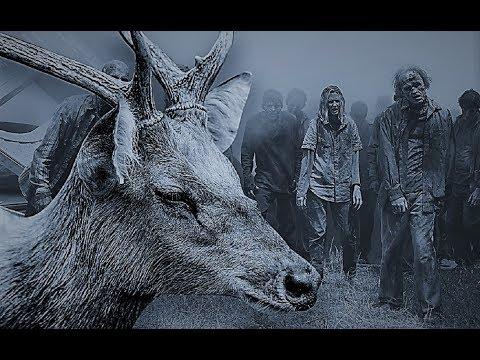 Ciervos zombéis' algo se esta ocultando-Experimentos zombies en Siberia virus cruzan el mar