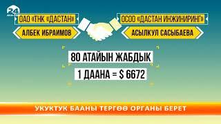 Экс-мэр Албек Ибраимов 29-августка чейин камакка алынды