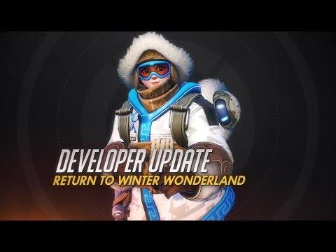 Return to Winter Wonderland - 5 Meis & One Yeti-fied Winston