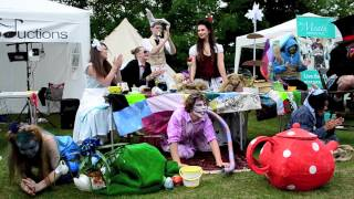 preview picture of video 'Alice in Wonderland at Godalming Show'