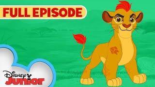 Return of the Roar Part 1 🦁   Full Episode   The Lion Guard   Disney Junior