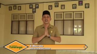 Greeting Idul Fitri 1437 H.  H Masrudin Wakil Ketua DPRD Tabalong