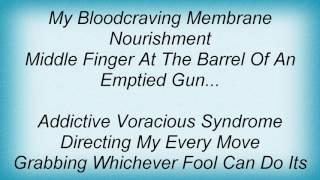 Aborted - Voracious Haemoglobinic Syndrome Lyrics