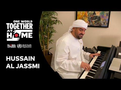 Hussain Al Jassmi Performs