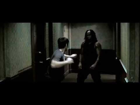 Lateef Crowder fight scene (Jason Yee VS Lateef Crowder)