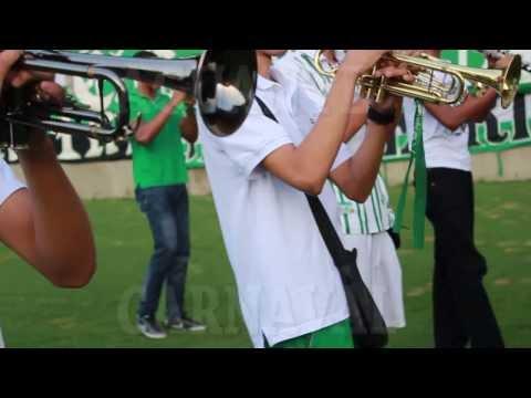 """La Instrumental / Frente Radical / Ensayo Enero 2014 /VIdeoOficial"" Barra: Frente Radical Verdiblanco • Club: Deportivo Cali"