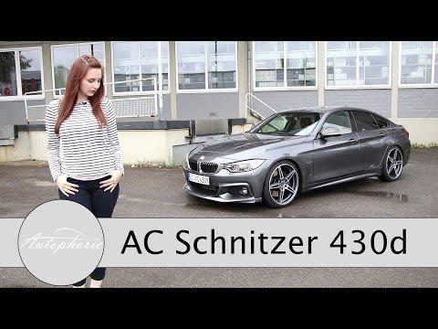 AC Schnitzer BMW 430d Gran Coupé im Test (309 PS /670 Nm) / Sound / Review - Autophorie