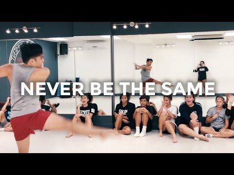 Never Be The Same - Camila Cabello (Dance Video) | @besperon Choreography