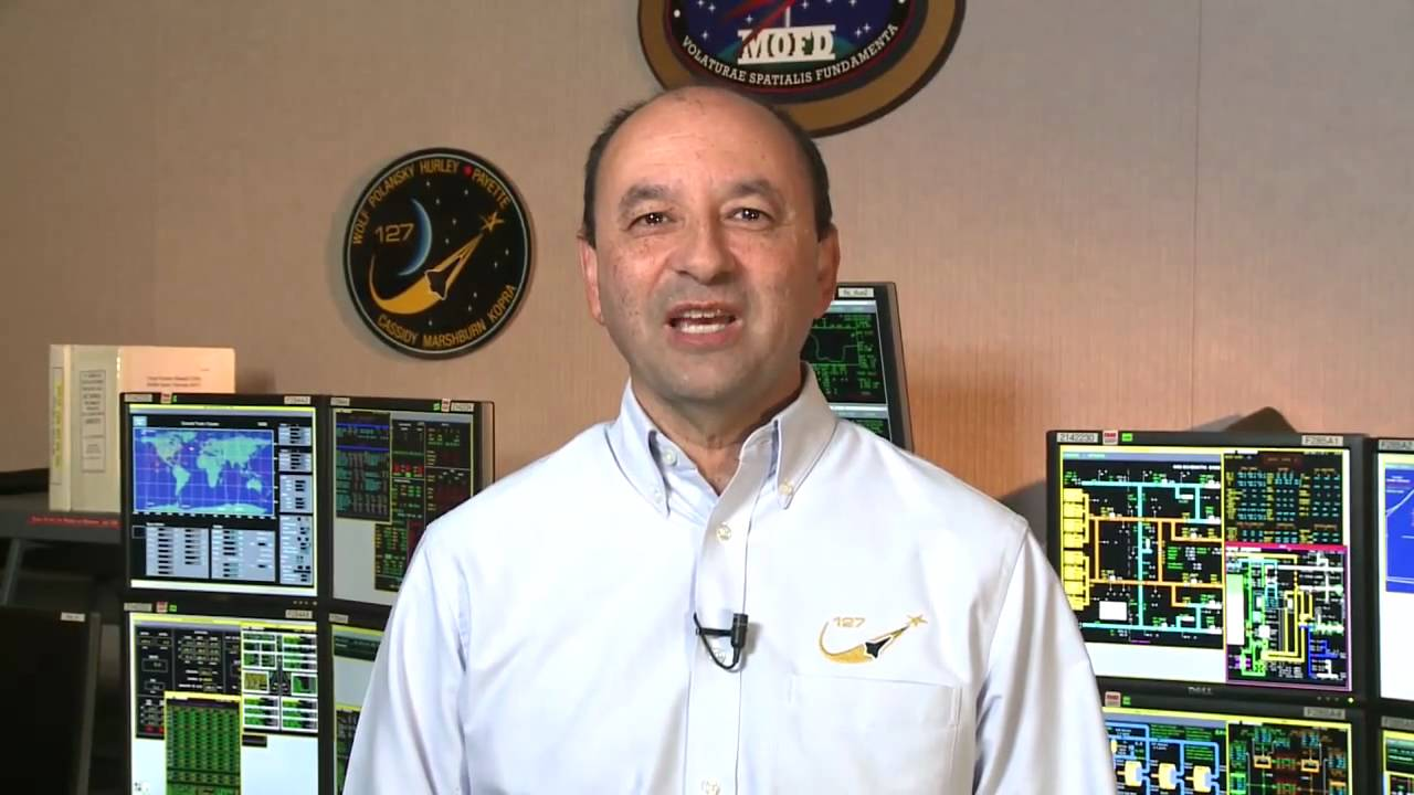 Some Other, Non-Giz-Affiliated Astronaut to Answer Questions Live From Space