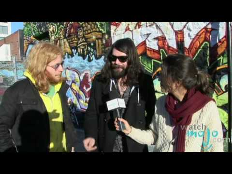 Interview with Biffy Clyro