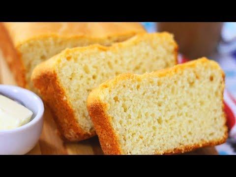 Pão fácil e gostoso