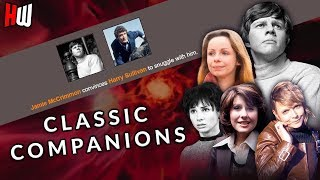 Who is the Greatest Classic Doctor Who Companion? (Hunger Games Simulator)