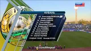 Локомотив 3:1 Кубань   Кубок России 2014/15   Финал   Обзор матча