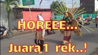 [ JUARA 1 ] Karnaval HarLah NU Se-Kecamatan Sukodono 8 maret 2020- Ranting Plumbungan
