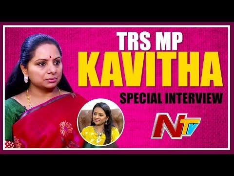 MP Kavitha Hilarious Interview with Anchor Suma | #GiftAHelmet | #SistersForChange