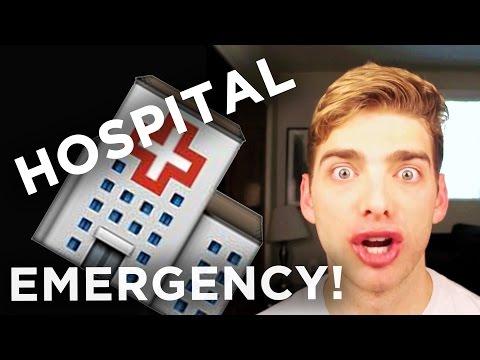 @OfficialCuteBoy YouTube Parody: Hospital Emergency!