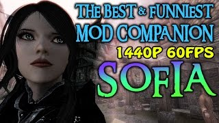 Skyrim Special Edition - Sofia Mod Companion (PC & Xbox One)