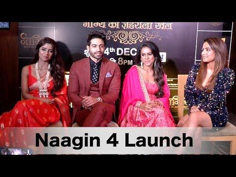 Naagin 4- Bhagya Ka Zehreela Khel Event Launch | Sayantani Ghosh, Nia Sharma, Jasmine And Vijendra