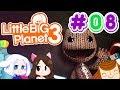 RSP - Little Big Planet 3 - Ep. 08: Le Ziggurat.
